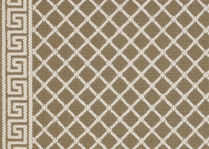 Buy Grecian Trellis By Couristan Wool Carpets In Dalton