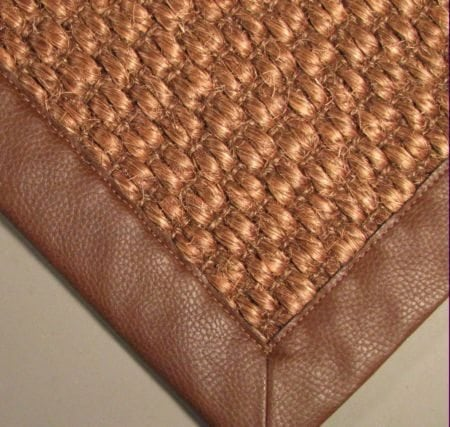 Leather Carpet Binding 5′ Faux Leather Binding