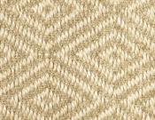 Fibreworks- Carpet- Bakari - Canvas (Ivory)