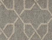 Fibreworks- Carpet- Baroque - Grey Cortina (Grey)