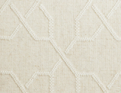 Fibreworks- Carpet- Baroque - White Sand (Ivory)