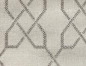 Fibreworks- Carpet- Baroque - White Shadows (Ivory)