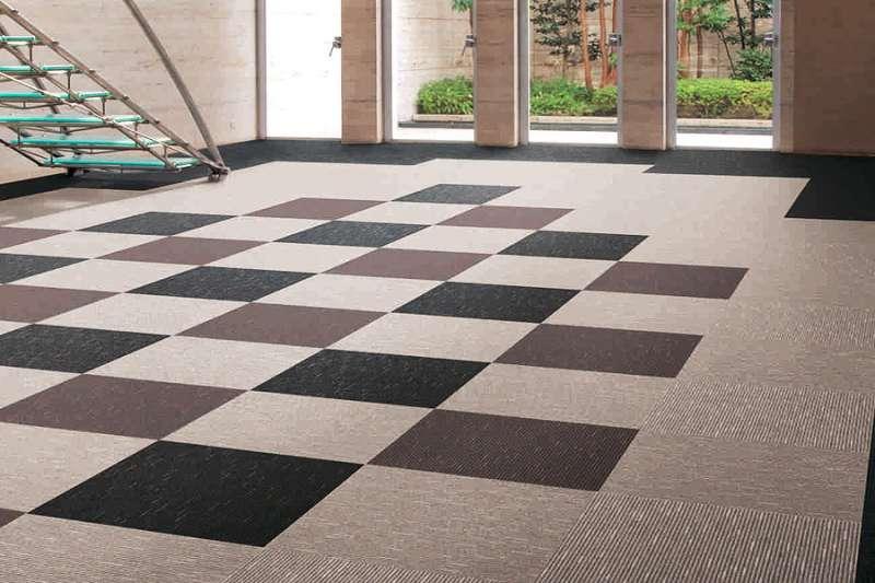 Carpet tile for Dalton flooring liquidators