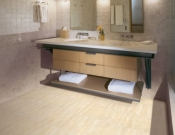Coretec-plank-Coretec-Plus-Tile-Ankara Travertine