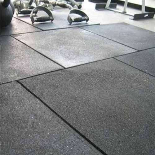 Durable Rubber Flooring