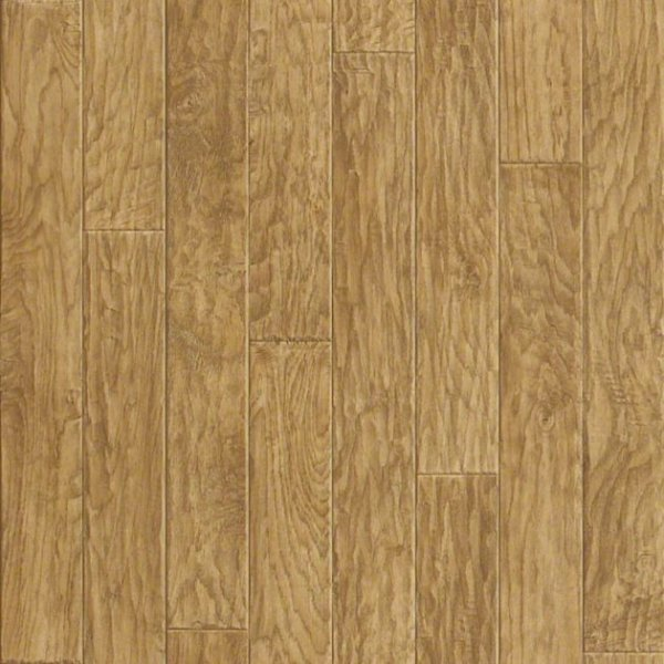 Sandalwood By Shaw Resilient Vinyl Hickory Plank