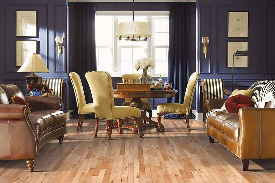 Maple ridge by mohawk solid hardwood flooring for Flooring maple ridge