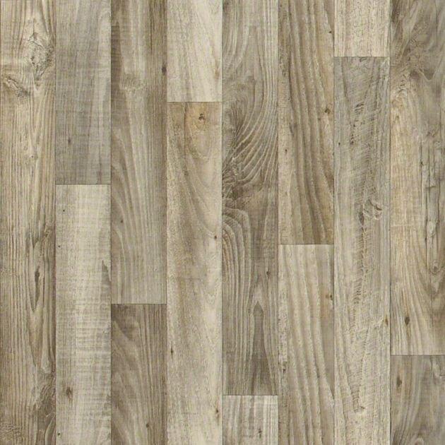 Knollwood by shaw vinyl sheet flooring durable for Cork flooring wood grain look