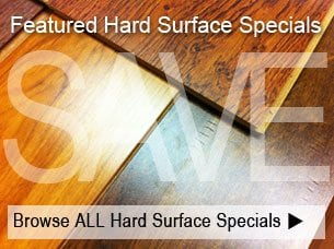 Save on Hardwood Specials