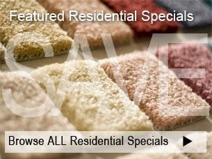 Save on Residential Specials