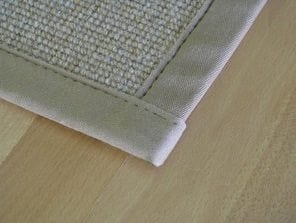 "3"" Wide Area Rug Binding"