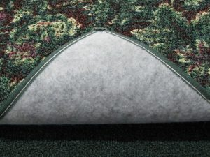 Attached Felt Pad For Rugs