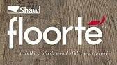 Shaw Floorte Waterproof LVT