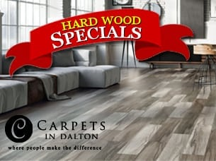 Hardwood Floooring specials